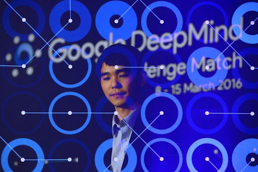 Humans Mourn Loss After Google Is Unmasked as China's Go Master