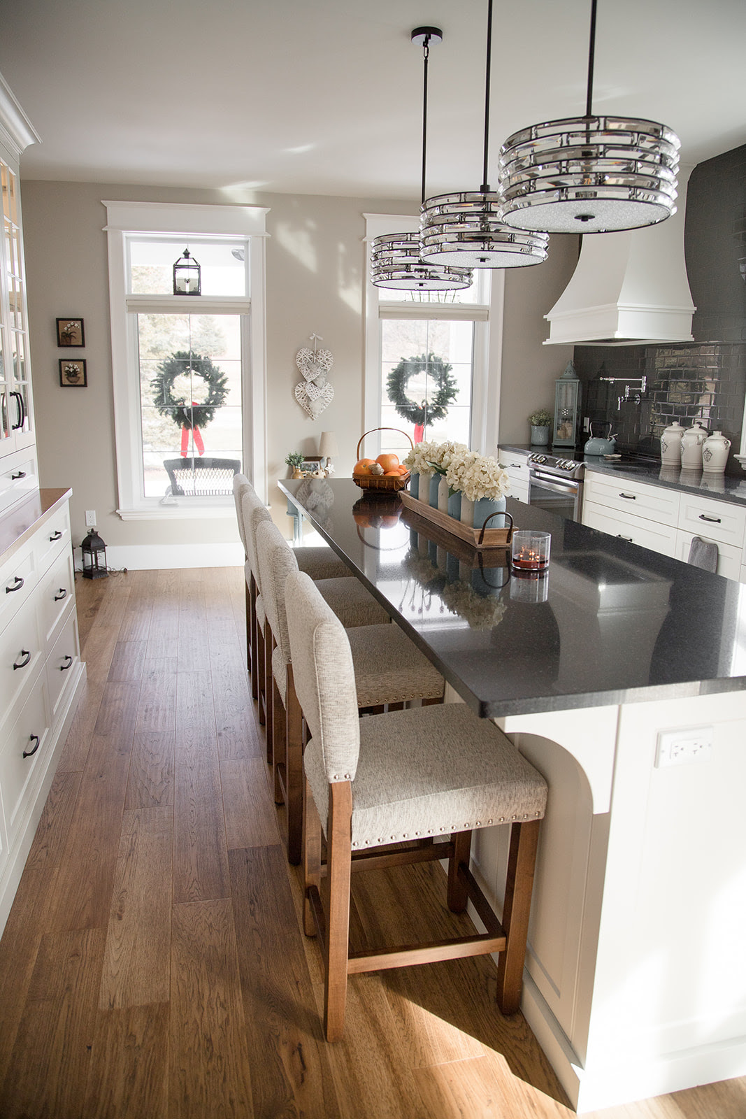 Kitchens - Redwood Cabinetry
