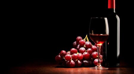 Make red wine a habit to reduce weight