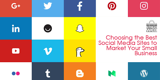 Choosing the Best Social Network for My Small Business