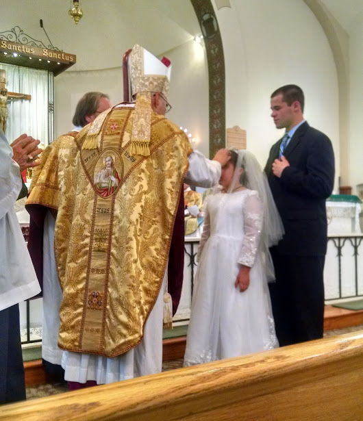 Confirmation and First Communion