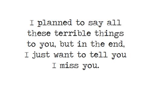 youstupidfuckingwhore666:  I miss you on We Heart Ithttp://weheartit.com/entry/85152430/via/youmakemebetter