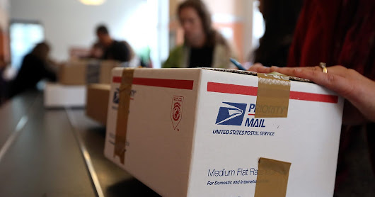 USPS suggests holiday overseas military mail deadlines