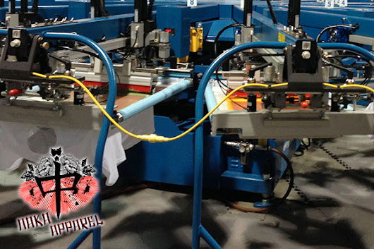 Secrets smart buyers know about wholesale screen printing