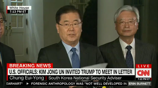 CNN, MSNBC Journalists Give Trump Glowing Praise for North Korea Move as Obama Flacks Lose It
