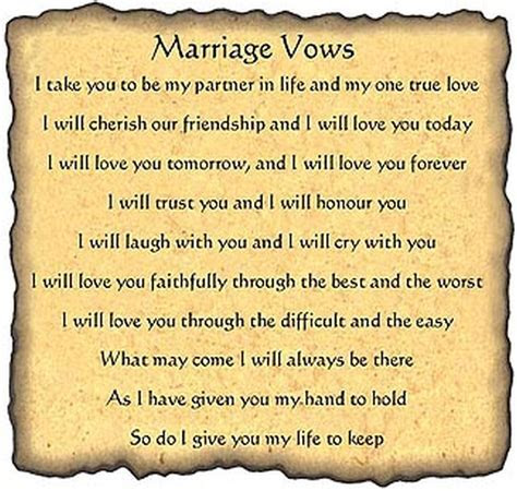 Ideas: Sophisticated Christian Wedding Vows For Great