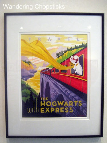 Harry Potter Tribute Exhibition - Nucleus Art Gallery and Store - Alhambra 26