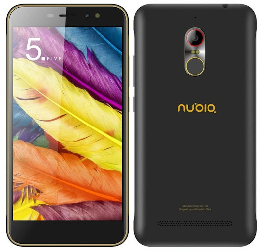 Nubia N1 Lite with HD display, fingerprint sensor, 4G VoLTE launched in India for Rs. 6999 | androidwikihow