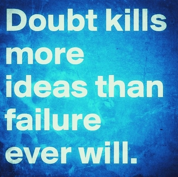 Quotes About Never Doubt Yourself 33 Quotes