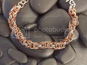 Mens Byzantine Chainmaille