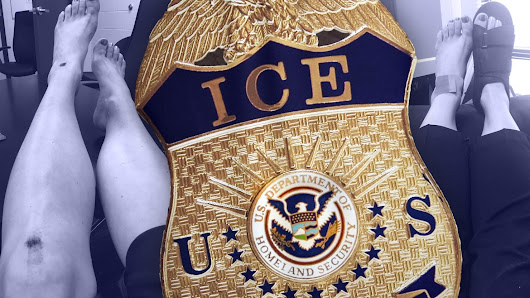 Immigration Attorney Says ICE Broke Her Foot, Locked Her Up