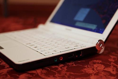 Lenovo IdeaPad S10e by Masaru Kamikura.