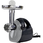 Chard - Electric Food Grinder - Stainless Steel/Black/Gray