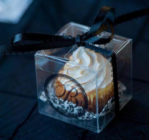 Key Lime Pie Wedding Favor