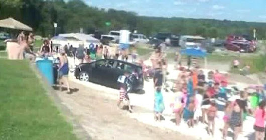 'Dear Drunk Driver' – mom posts outrage to Facebook after beach blunder | Towing Service