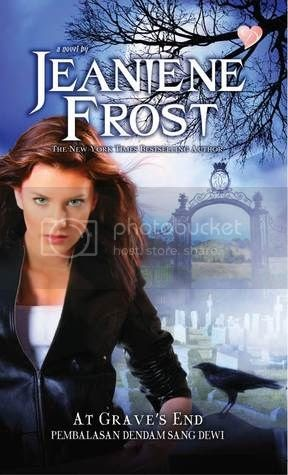Review At Grave S End By Jeaniene Frost Elle Goes Nerd border=