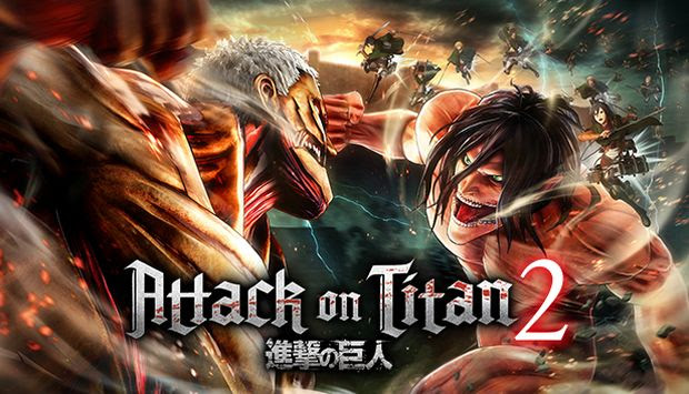 Download Game Attack On Titan 2 + DLC Full Repack
