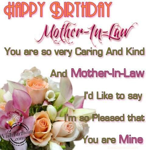 Happy Birthday Mother In Law Pictures Photos And Images For