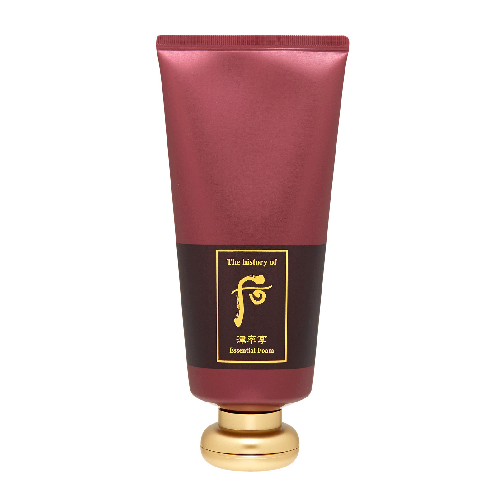 The History of Whoo Jinyul Essential Foam