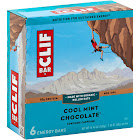 Clif Bar, Cool Mint Chocolate - 6 count box