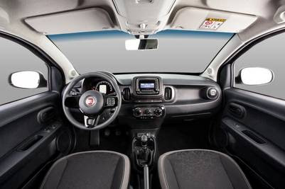 Fiat Mobi, versión Way.
