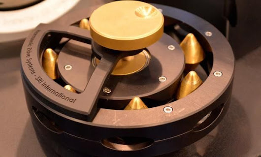 SRI Demonstrates Abacus, the First New Rotary Transmission Design in 50 Years