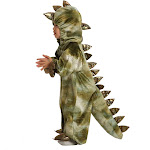 Princess Paradise T-Rex Infant Toddler Costume, Brown/Green