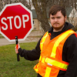 Wholesale Hand Held Stop Signs for School Crossing Guards