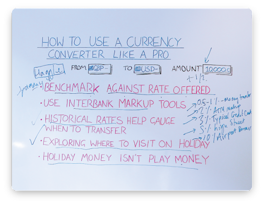 How to Use a Currency Converter Like a Pro
