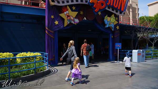 Disneyland Resort, Disney California Adventure, Hollywoodland, Muppet Vision 3D