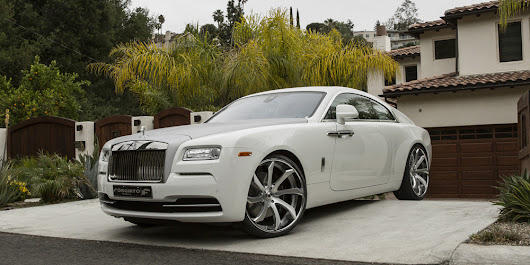 Rolls Royce Wraith vs Ghost vs Dawn Pun Intended News Edition