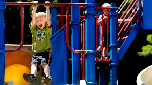 ER visits for kids' brain injuries from playground mishaps on the rise
