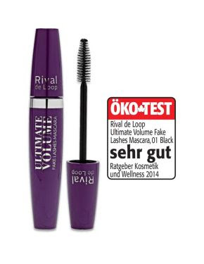Rival de Loop Ultimate Volume Fake Lashes Mascara