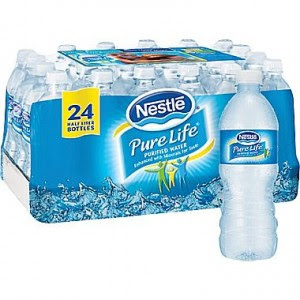 Case Of 24 Nestle Water Only $2.50 Plus Free Shipping!