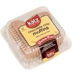 Katz Gluten Free Chocolate Chip Muffins