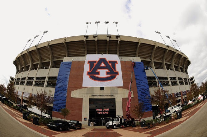 Auburn football: What renovations could be made to improve Jordan ...