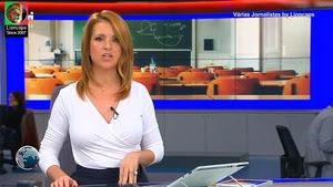 Compilação das belas jornalistas portuguesas - video 2