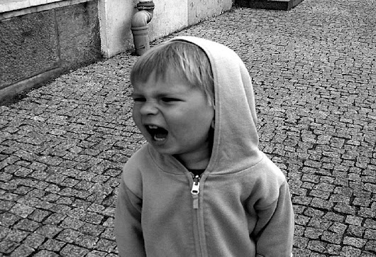 It is What it is-How to Avoid the Adult Temper Tantrum -
