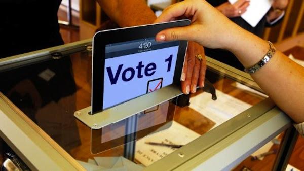 Teknologi pemilu digital,sudah saatnya !