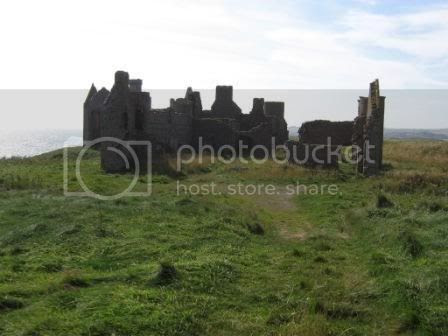 Photo by Rullsenberg: Slains Castle