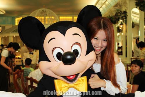 cheeky mickey and i