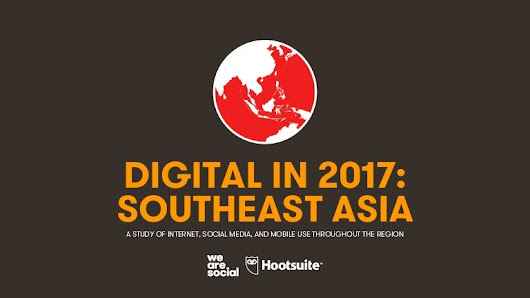 Digital in 2017: Southeast Asia