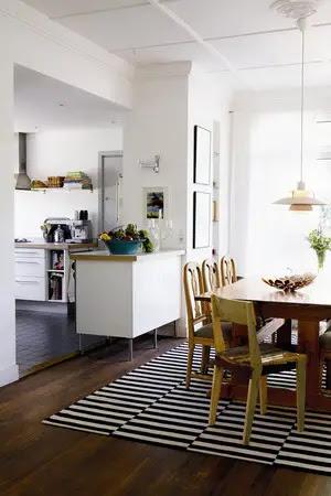 Hogarisimo conexion entre cocina y comedor for Dividir cocina comedor