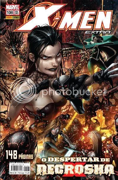 X-Men Extra 108
