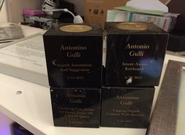 Antonio Gulli My Patents