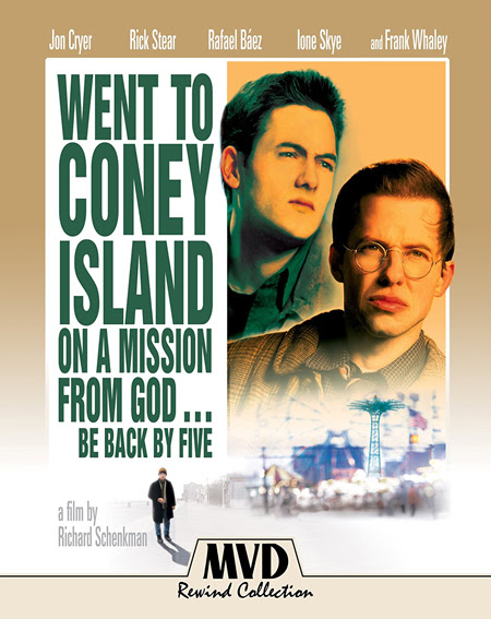 "REVIEW: ""WENT TO CONEY ISLAND ON A MISSION FROM GOD…BE BACK BY FIVE"" (1998) STARRING JON CRYER; BLU-RAY SPECIAL EDITION - Celebrating Films of the 1960s & 1970s"