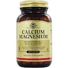 Solgar Calcium Magnesium Dietary Supplement, Tablets - 100 count