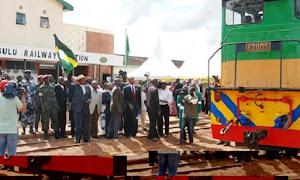 Museveni's forgotten railway unit