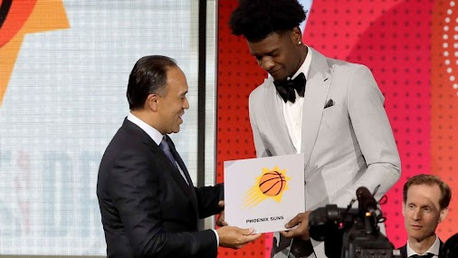 2018 NBA Draft Lottery Results  The NBA Draft Lottery took place this afternoon. Here is the order that...