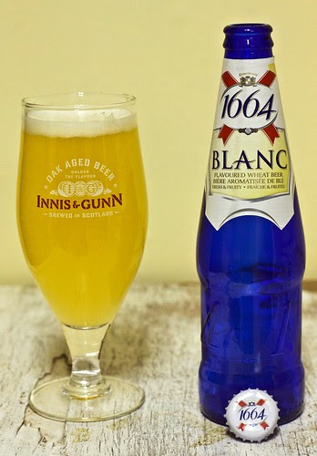 Review: Kronenbourg 1664 Blanc by Cody La Bière